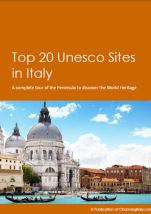 Top 20 Unesco sites in Italy