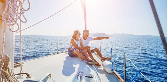 Vacanza in Barca a Vela Charming Italy